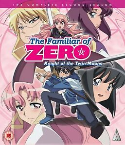 The-Familiar-of-Zero-Series-2-Collection-Blu-ray