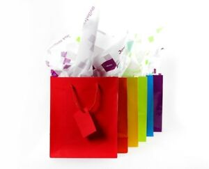 Image Is Loading 12pk Assorted Gift Bags Wring Materials Christmas
