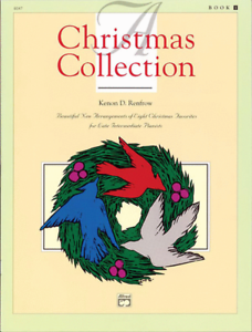 """a Christmas Collection"" Book 1-piano Solo Music Book-brand New On Sale Songbook Dessins Attrayants;"