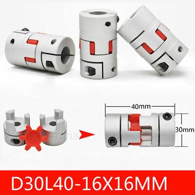 Joint Connector CNC Stepper Motor Shaft Coupler Flexible Coupling ...