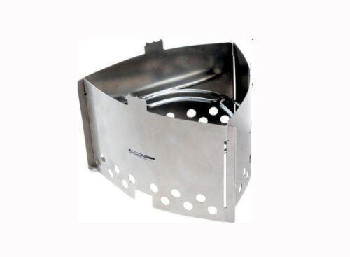 Trangia Triangle Pare-brise /& Support de base pour Spirit GEL Gas Stove Burner