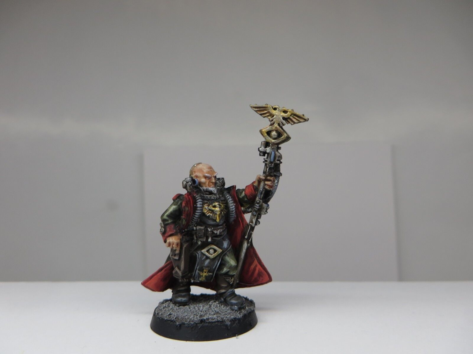 Primaris Psyker Warhammer 40K Painted Imperial Guard Games Workshop