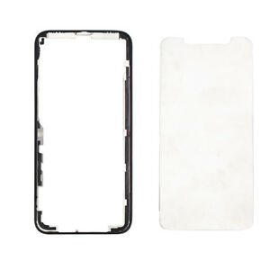 save off e4212 681a2 Details about For Apple iPhone X Front LCD Holder Display Screen Glass  Bezel Frame