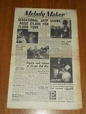 MELODY MAKER 1953 #1017 MAR 14 JAZZ SWING RONNIE MILLS SID PHILLIPS JONNY FRANKS
