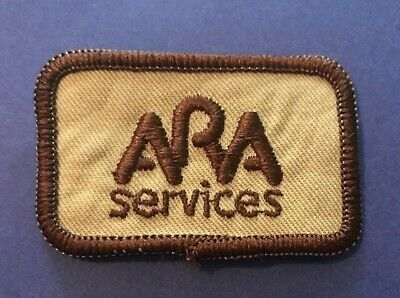 Ara Service Patch vintage