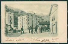 Vicenza Recoaro cartolina XB0502