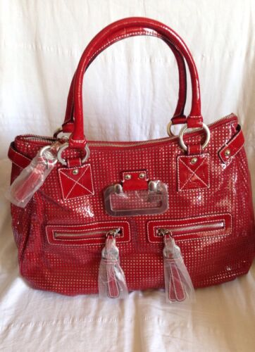 Magnifique Freedom Absolument Rouge Sacoche Guess Uw4vB80qw