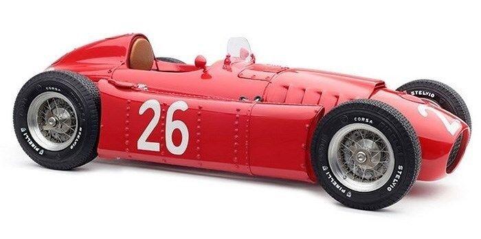 1:18 CMC Lancia D50 #26 1955 Monaco F1 GP Alberto Ascari M-176
