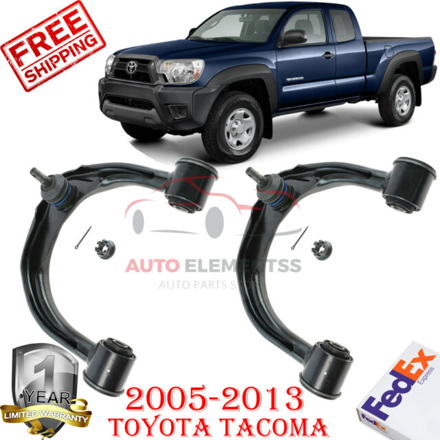 Control Arm w// Ball Joint Pair Front Upper LH /& RH Sides for 05-15 Toyota Tacoma
