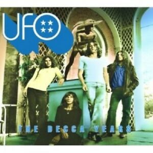 UFO-The-Best-of-the-Decca-Years-1970-1973-2-CD-22-Tracks-Rock-Folk-Neuf
