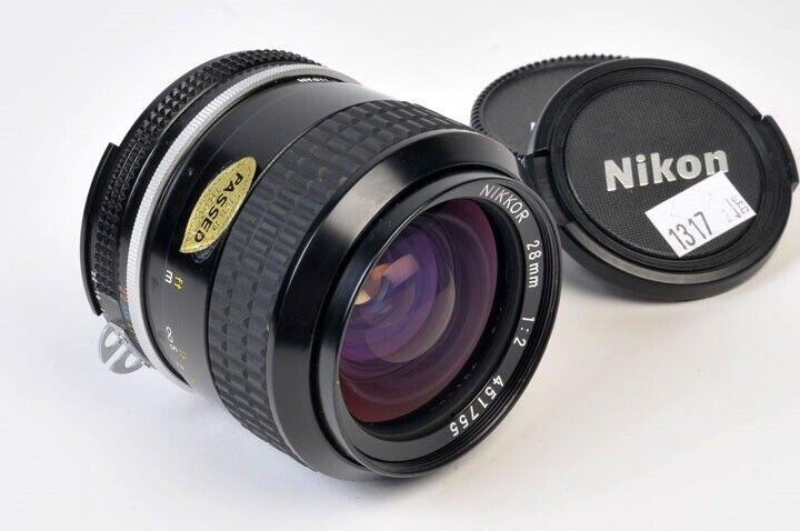 28mm f2 AI, Nikon, God