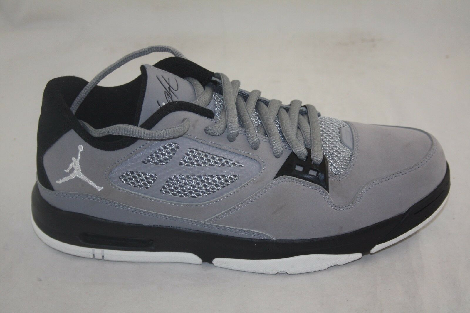 Nike jordan flight 23 bajo 525512-004stealth RST / blanco negro msrp105.00 RST 525512-004stealth d2bf59