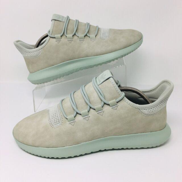 the best attitude 40a47 96f88 adidas Tubular Shadow Ash Silver / Chalk White B37594 Size 8