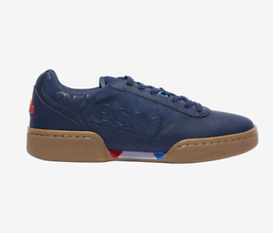 New-Ellesse-Piacentino-2-0-Casual-Sneakers-610300-Shoes-Navy-Gum-Blue-Red-c1