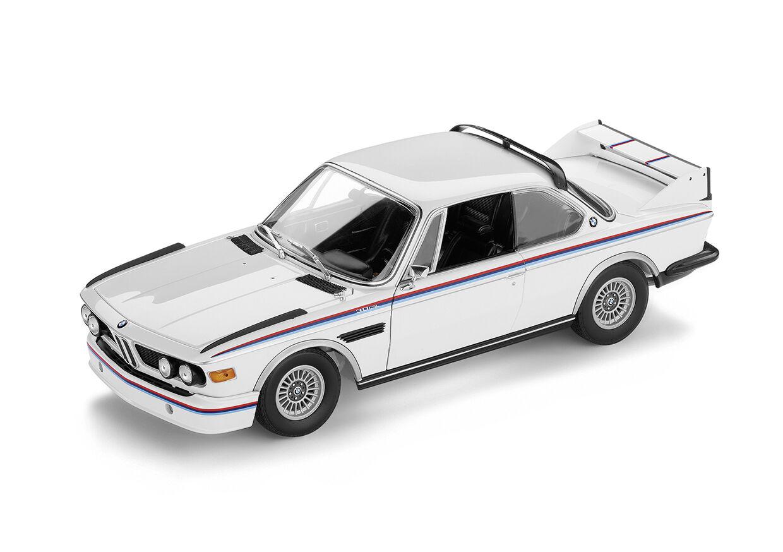 ORIGINAL BMW 3.0 CSL HERITAGE 1 18 Miniature Maquette de voiture