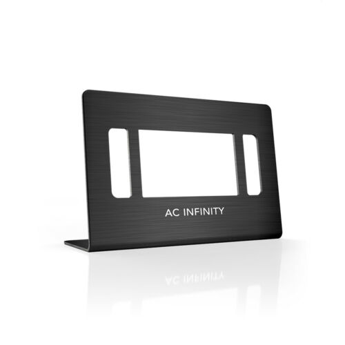 AC Infinity Black Controller Stand Replacement Mounting Frame for CONTROLLER 2