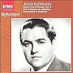 Bjorling : Arias, Duets & Songs, Vol. 2 : Verdi, Bizet, Puccini +(CD, May-1993)