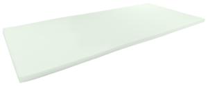 Komfortschaum Topper 160x200 cm Matratzenauflage Matratzen Topper ohne Bezug