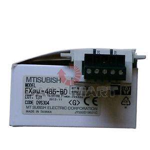 New Mitsubishi FX3U-485-BD Programmable Logic Circuit Communication Adapter