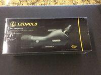 Leupold Sx-1 Ventana 2 15-45x60mm Angled Lens Spotting Scope Model 170757