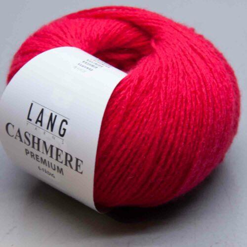 LL 115m Nadelstärke 3,5-4,5 25g Lang Yarns Cashmere Premium 60