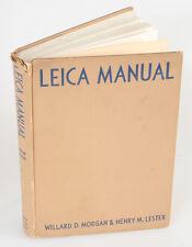 LEICA MANUAL 12TH EDITION HARDCOVER