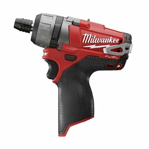 Milwaukee 2402-20 M12 Fuel 1/4 inch Hex 2-Speed Screwdriver tool Only NEW