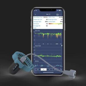 Wellue SleepU Wrist Oxygen Monitor FDA registered