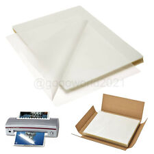 500 Pack Laminating Pouches 3 Mil Legal Size 9 X 115 Sheet Thermal Heat Seal