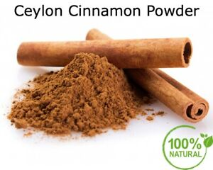 CEYLON-CINNAMON-POWDER-Fresh-Pure-Organic-True-Ceylon-Low-Coumarine-Not-Cassia