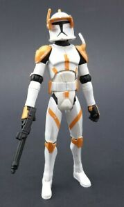 star wars ™ - clone wars clone commander cody no. 10 - 2008 hasbro | ebay