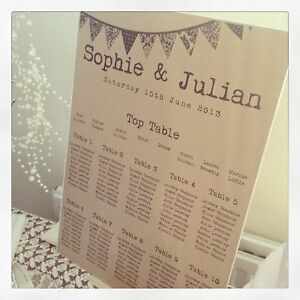 Image Is Loading Vintage Shabby Chic Manilla Bunting A3 Wedding Table