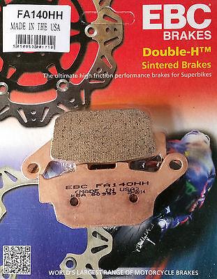 EBC//FA140HH Sintered Brake Pads Rear XL600V XRV750 AfricaTwin - Honda NT650V