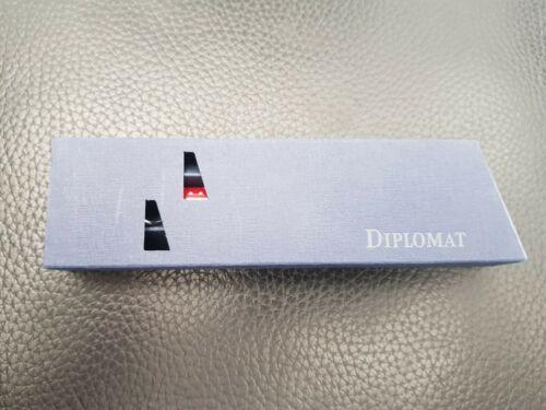 Schlüsselanhänger Grip Kugelschreiber Diplomat Mine zum eindrehen rot