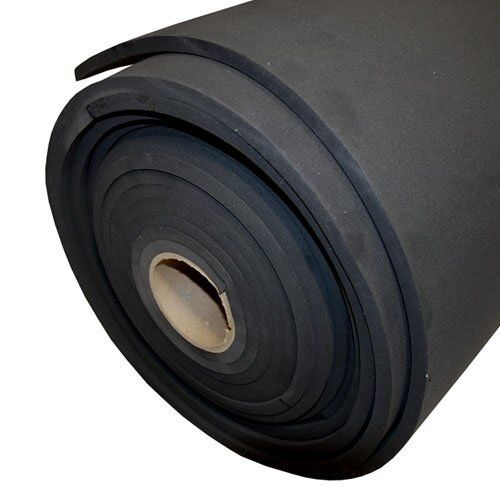 Sponge Neoprene 1//4 Thick X 54 Wide X 1 by CLEVERBRAND INC.