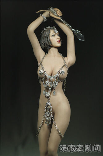 1:6 Scale Female Metal Clothes F 12/'/' Godness Of Love Figure Body Accessories