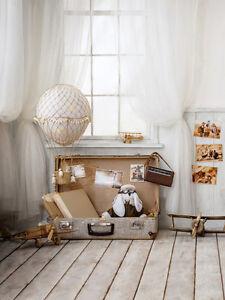 4x6ft Backgrounds Children Theme Photography Studio Baby Vinyl Backdrops Props