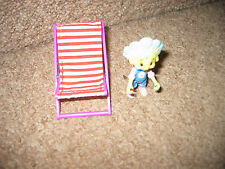FIFI & FLOWER TOTS  TV SERIES  PLAY FIGURE SITS STANDS  DECK CHAIR PRETEND FUN