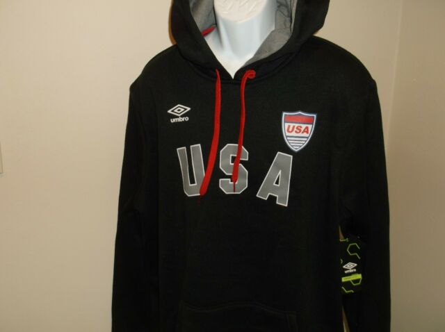 84e36477c Umbro Team USA Soccer Hoodie - Adult XL Ship for sale online