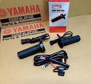Yamaha-MT-07-034-Satz-Heiz-Griffe-034-Original-Yamaha