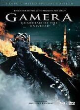 BLU-RAY + DVD GAMERA 1 - GUARDIAN OF THE UNIVERSE - LIMITED EDITION - MEDIABOOK