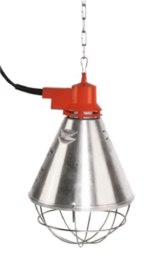 Infrarot-Lampe Wärmelampe Wärmestrahler Rotlicht 225283 Lampe Wärme