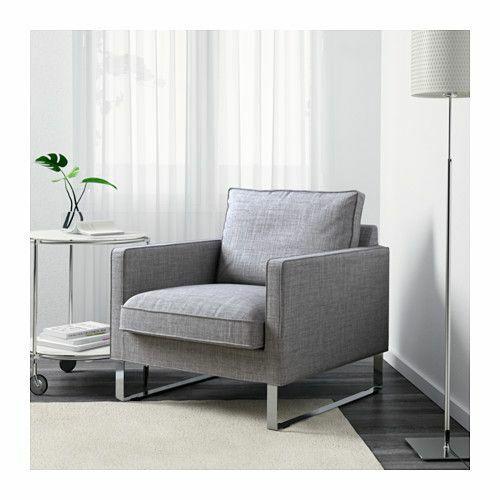 Prime New Ikea Mellby Chair Armchair Cover Slipcover Isunda Gray Evergreenethics Interior Chair Design Evergreenethicsorg