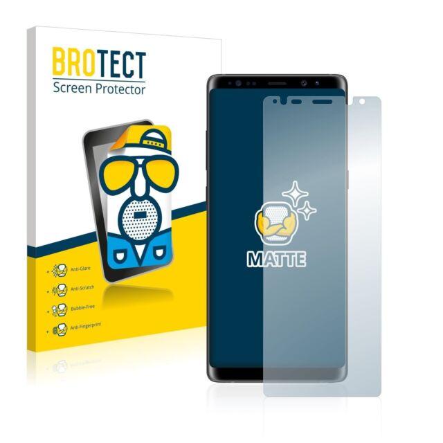Samsung Galaxy Note 8,  2x  BROTECT® Matte Screen Protector anti-glare