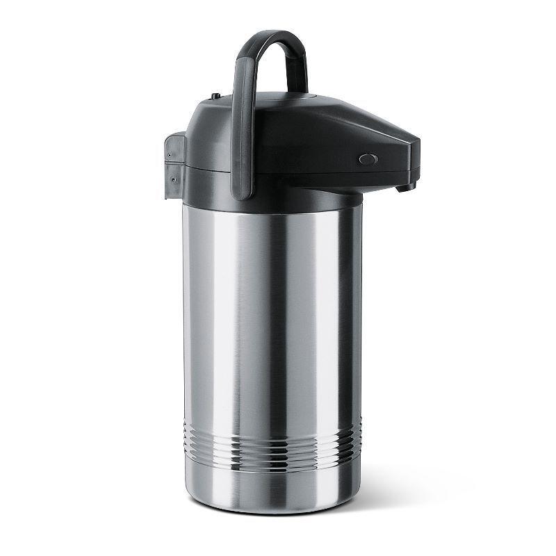 EMSA PUMP BRICCO President 3l Isolierkanne Pump-Isolierkanne Caffè Teiera Bricco