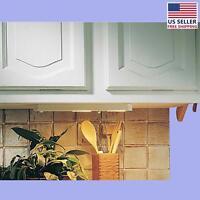 Under Counter Halogen Lights White 2 Light Bar | Renovator's Supply