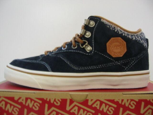 Vans Buffalo Boot MTE, Leder, Fb.  Blau/graphite, Gr. 40   Fb. NEU im Karton d923ad
