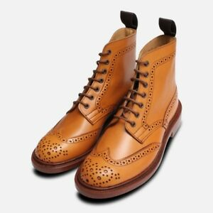 Country Brogues Trickers Stephy