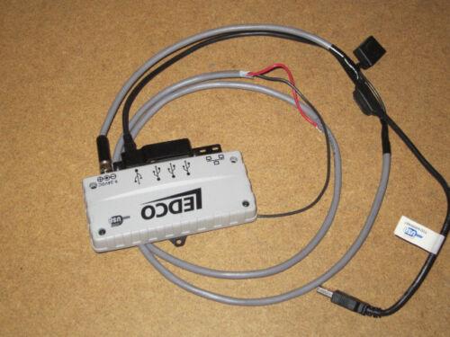 Panasonic Toughbook Havis LEDCO Tuff Hub USB ethernet Rugged Communications Hub