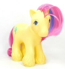 Vintage 1987 My Little Pony BIG BROTHER TEX Cactus Yellow Pink Boy G1 MLP (B)